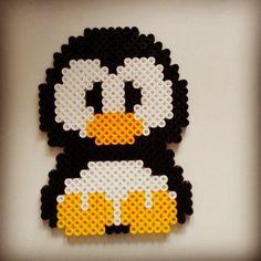 Penguin hama beads by crea2line