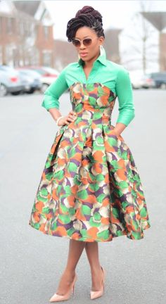 Latest Ankara Dresses 2019 Ideas For African Attire African American Fashion, African Fashion Ankara, African Fashion Designers, Latest African Fashion Dresses, African Style, African Design, Latest Ankara Dresses, African Wear Dresses, African Outfits