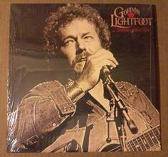 """Gordon Lightfoot 12"""" LP Dream Street Rose WARNER BROS 1980 HS 3426 33RPM  #Lightfoot #Vinyl #Record"""
