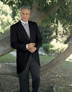 another tux style but NO BLACK