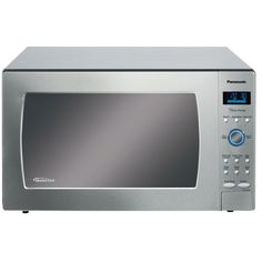 Panasonic NN-SE982S Stainless 1250W 2.2 Cu. Ft. Countertop Microwave Oven with…