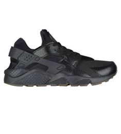 1820719da575f mens nike air huarache size 10 Black With Brown Gum Size 10.5  fashion   clothing