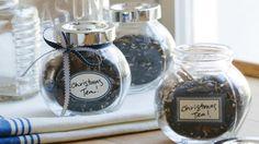 How to make homemade tea