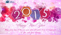 As the New Year dawns, I hope it is filled with the promises of a brighter tomorrow.  Happy New Year 2015!