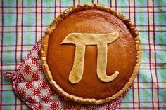 Pi  for a math teacher... ;-)