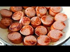 This Kielbasa and potatoes recipe is both inexpensive and an easy to make. An easy kielbasa dinner that is both flavorful and satisfying. Easy Kielbasa Recipes, How To Cook Kielbasa, Easy Potato Recipes, Sausage Recipes, Easy Dinner Recipes, Beef Recipes, Cooking Recipes, Sausage Meals, Pasta Recipes