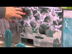 CHA Winter 2016 - Kaisercraft - Sea Breeze Collection Video