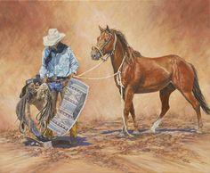 Western Painting | ... see more of Karen's Fine Western Art, visit Karen Boylan Fine Art