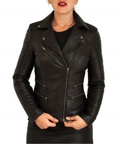 AS-16-L003 vainas leather, leather jacket, fashion, perfecto, design, style, genuine leather, jacket, outerwear