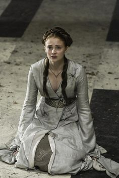 "Sansa Stark | These Close-Ups Of ""Game Of Thrones"" Fashion Will Take Your Breath Away"