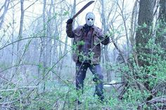 Friday the 13th recreation
