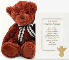 Godchild Baptism Gift from Godfather, Add Inch Photo Godparent Gifts, Godchild, Christening Gifts, Child Life, Baby Games, Toddler Toys, Creative Gifts, Poem, Blessings