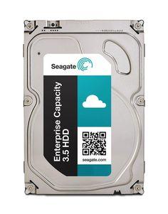 Seagate Enterprise 8TB 7200RPM SATA 6Gbps 256MB Cache (512e) 3.5-inch Internal Hard Drive Mfr P/N ST8000NM0055