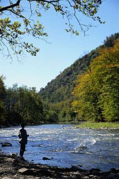 Best leaf-peeping drive: Known as the Pennsylvania Grand Canyon, Pine Creek…