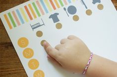 Kids Chore Chart Printables  @Angela Gray Brown - this would be great for Noah