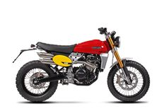 Available in three engine sizes and as a scrambler or flat track, the Fantic Caballero remains a standout bike - despite serious competition in this market sector, from the likes of the Ducati Scrambler BMW's RnineT Scrambler and the Triumph Scrambler. Motos 250cc, Scrambler 125cc, Scrambler Custom, Triumph Scrambler, Scrambler Motorcycle, King And Queen Seat, Enduro Vintage, Car Insurance Rates, Motorcycle Manufacturers