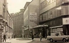 Entrance to the Mayfair Old Pictures, Old Photos, Newcastle Gateshead, Durham City, Great North, Somewhere In Time, North East England, Northern England, Sunderland