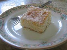 RECEITAS DIET-ABAD: Bolo de coco gelado-Diet (testado na cozinha da AB...