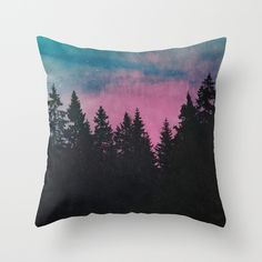 Breathe This Air Throw Pillow by Tordis Kayma - $20.00