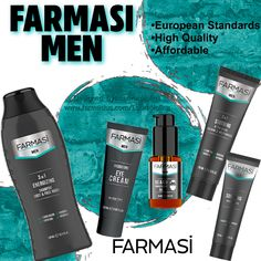 Farmasi isn't just for women! Makeup Forever Mascara, Natural Eyeshadow Palette, Shea Butter Lip Balm, Farmasi Cosmetics, Best Lip Gloss, Lip Balm Recipes, Eyeliner Tutorial, Makeup Guide, Beauty Quotes