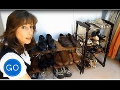 Step by Step: How to Organize, Sort and Store Your Shoes!