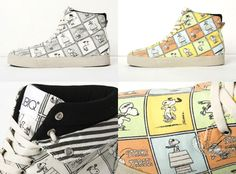 You can now have your favorite Snoopy cartoon printed all over your sneaks with the Ubiq Fatima x Snoopy Pack.