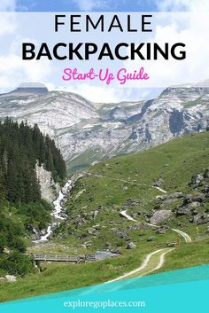 Solo female hiking is a dream of many aspiring backpackers. Become the badass backpacker you want to be! Learn how to hike alone. + PLUS + Get your FREE Safe Backpacking Planning Checklist>>>Repin now then CLICK through to start your backpacking journey!
