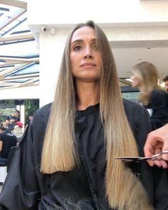 Long To Short Hair, Long Hair Cuts, Short Hair Styles, Summer Haircuts, Cut Her Hair, Dreadlocks, Sexy, Cutting Hair, Beauty