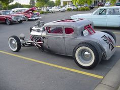 Old School Hot Rods | ... Rods, Rat Rod Cars, Rat Rod Trucks, Rat Rod Bikes and…