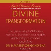 Clear your karma to transform your soul first; then transformation of every aspect of your life will follow. Millions of people are searching for life transformation. The seventh book of Master Sha's best-selling Soul Power Series, Divine Transformation teaches the divine way to transform every aspect of your life, including your health, relationships, finances, and more.