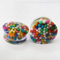 Alargadores Docinhos Coloridos - Coleção ScrapBooking