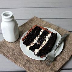 Best chocolate cake ever.