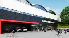 Image result for modern grocery store exterior