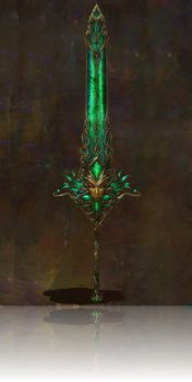 Guild Wars 2 Weapon Gallery - Two-handed - Greatsword
