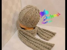 كروشية طاقية \ آيس كاب بغرزة الضفيرة للرجال والنساء Crochet cable hat \قناة خيط وإبرة - YouTube Chrochet, Crochet Hats, How To Wear, Fashion, Caps Hats, Crochet, Knitting Hats, Moda, Fashion Styles