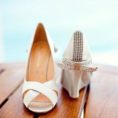 Wedding Shoes for a Beach Wedding | Wedding Accessories | Brides.com | Brides