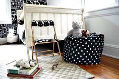 DIY Upholstered Kids' Chair
