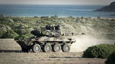 Military and Commercial Technology: Production begins for Italian Army's Centauro II MGS