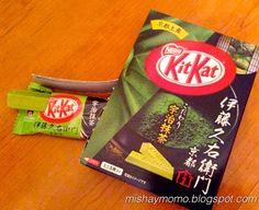 KitKat de Matcha, Japón