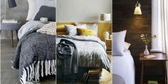 Top tips on how to create the bedroom of your dreams.