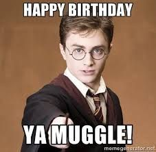 Dirty Harry Potter Memes That Will Really Make You Laugh Harry Potter Birthday Meme, Happy Birthday Meme, Harry Potter Memes, Birthday Wishes, Birthday Quotes, Birthday Stuff, Birthday Greetings, Birthday Funnies, Birthday Text