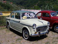 """Fiat 1100 103 Lusso """"Rondinella"""""""