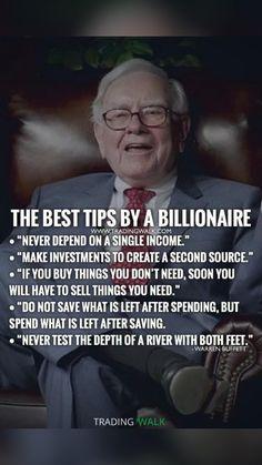Business Motivation, Business Quotes, Business Ideas, Business Opportunities, Warren Buffett, Wisdom Quotes, Life Quotes, Wealth Quotes, Success Quotes