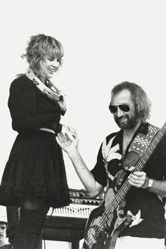 Stevie Nicks and John McVie, Fleetwood Mac