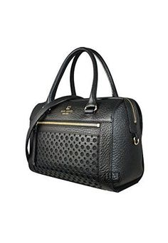 Women's Shoulder Bags - Kate Spade WKRU2867 Delaney Perri Lane Bubbles Black ** Read more reviews of the product by visiting the link on the image.