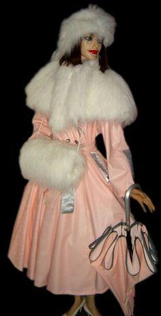 Mode nach Mass Design by Heidi Fur Coat, Winter Hats, Design, Jackets, Fashion, Fashion Over 50, The Fifties, World, Down Jackets