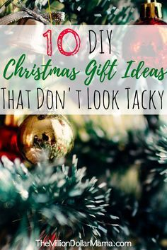 Why I\'m Doing a No-Gift Christmas   Living On A Dime - Money Saving ...