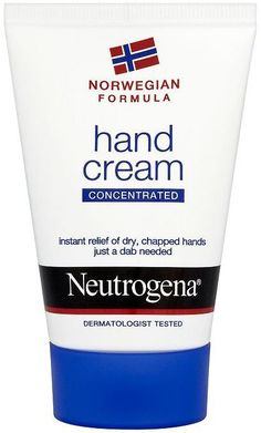 Pin for Later: 70 Budget Beauty Buys For Under £5 Neutrogena Norwegian Formula Concentrated Hand Cream Neutrogena Norwegian Formula Concentrated Hand Cream (£4)