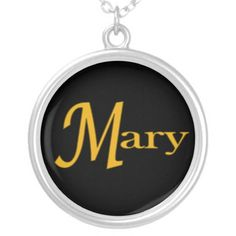 #Mary #Necklace