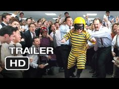 Trailer - The Wolf of Wall Street TRAILER 1 (2013) - Martin Scorsese, Leonardo DiCaprio Movie HD  Leo looks so hot in this movie for some reason lol